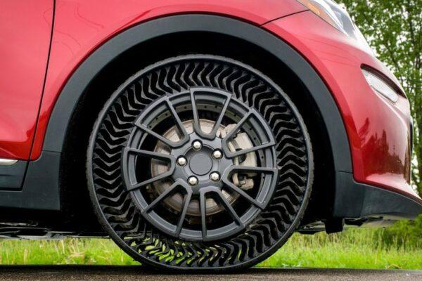 pneu anti crevaison