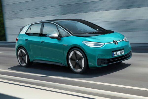 voiture electrique VW